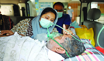 Bangladesh logs 26 Covid deaths in 24 hrs