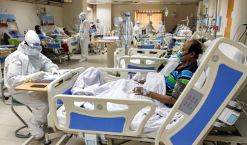 Bangladesh registers 38 Covid deaths in 24 hrs