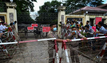 Myanmar junta re-arrests over 100 anti-coup protesters after release