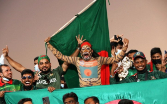 Bangladesh set 154-run target for Oman