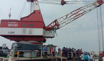 Uncertainty looms over recovery of 480 tones of ferry