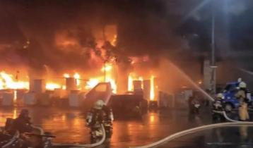 Fire in Taiwan leaves 25 people dead