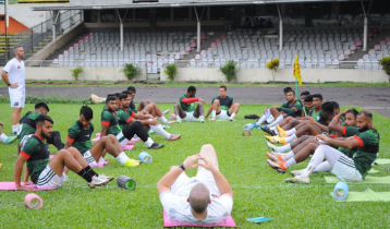 BFF names final squad for SAFF