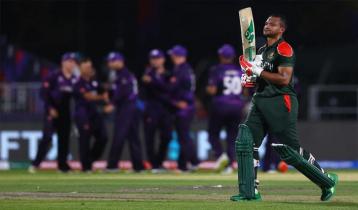 Scotland beat Bangladesh by six runs