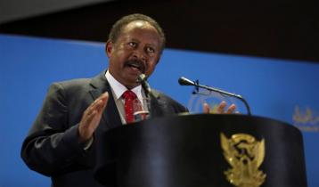Sudan's PM Hamdok under house arrest