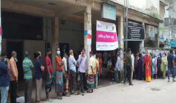 Second dose of Covid-19 mass vaccination drive underway