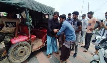 One shot dead in Moheshkhali polling centre