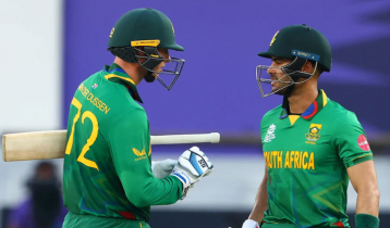 South Africa beat West Indies by 8 wickets