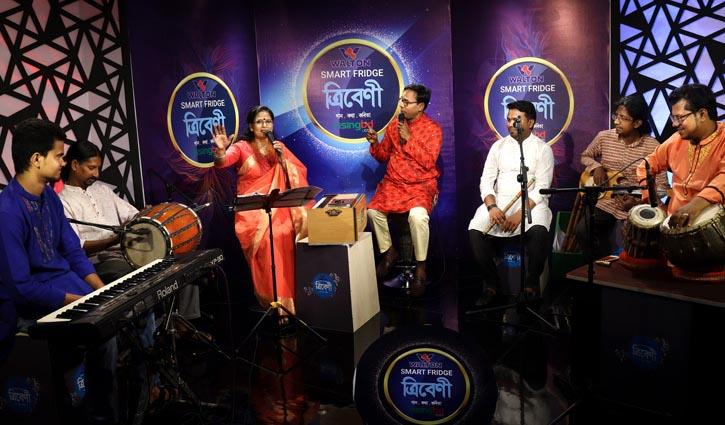 Chandana Majumdar to sing in 'Tribeni' tonight