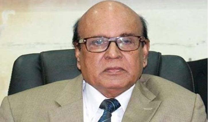 Khandaker Mahbub Hossain in 'critical state'