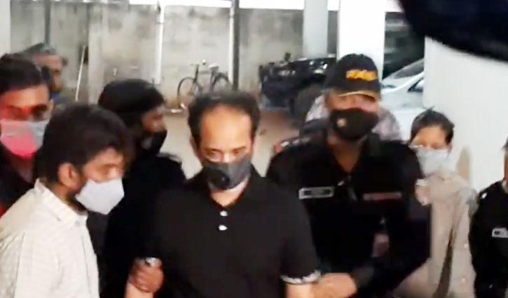 Evaly chairman, CEO arrested
