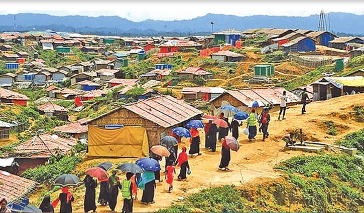 Dhaka seeks Commonwealth's help to repatriate Rohingyas