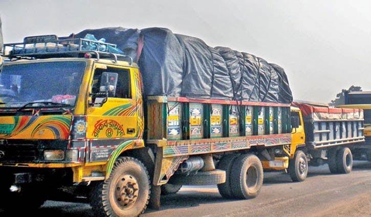 Truck, covered-van owners, workers withdraw strike