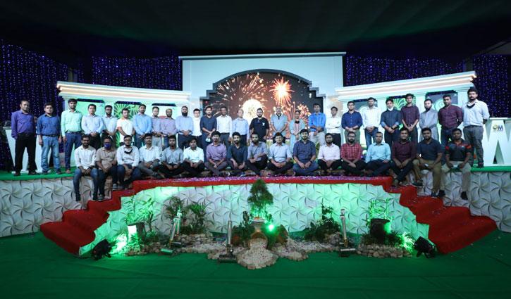 ওয়ালটন হাই-টেকে নবগঠিত বিভাগ উদ্বোধন করলেন এমডি